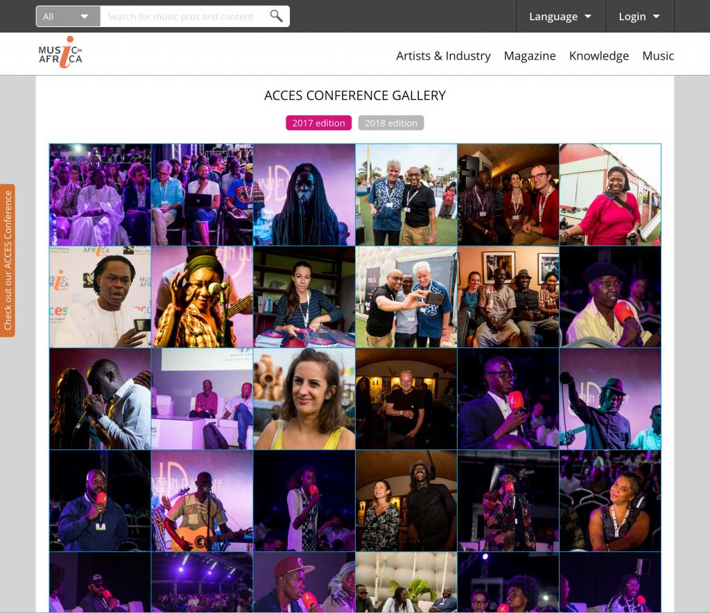 Music In Africa Conference Gallery